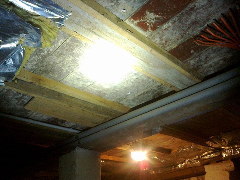 Fachwerk Fußboden Dämmen ~ Fachwerkhaus dämmen von unten kellerdecke sinnvoll macuser