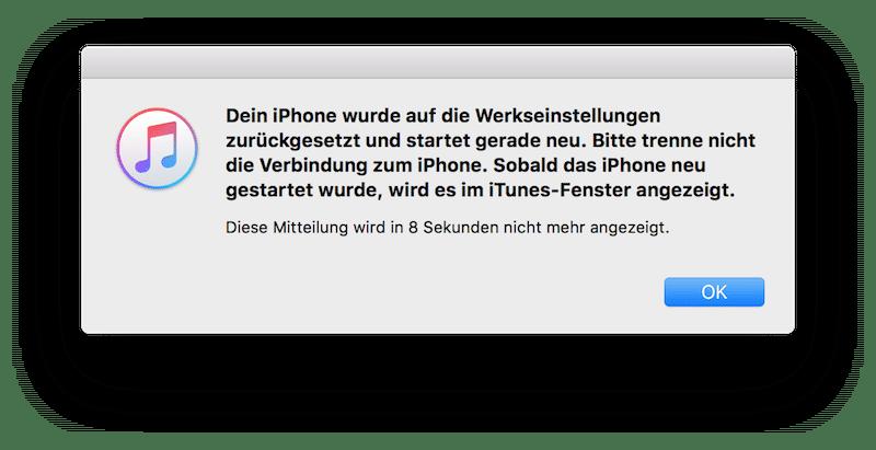 Iphone 6 Wiederherstellen Geht Nicht