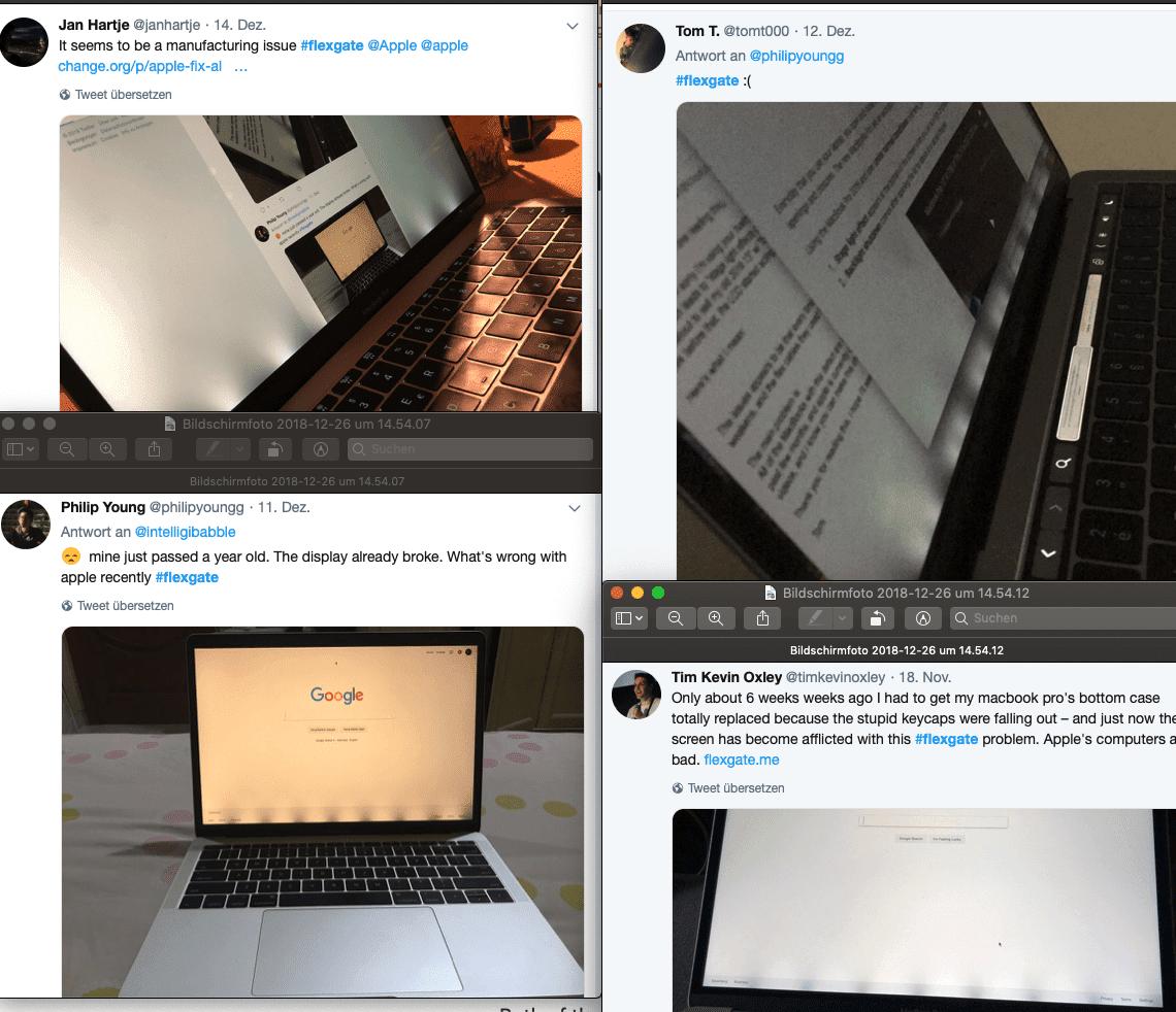 Flexgate Display MacBook Pro 2016 und neuer | MacUser de