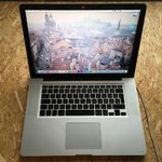 "MacBook Pro 15"" i7 2,66 8 GB RAM 512 GB SSD Mid-2010"
